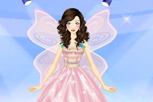 《蝴蝶仙子》游戏画面1