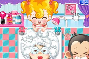 小美洗发店