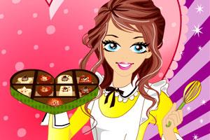 《情人做爱心巧克力》游戏画面1