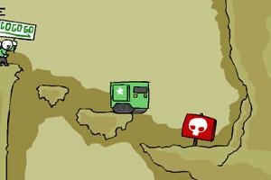 《超级坦克》游戏画面1