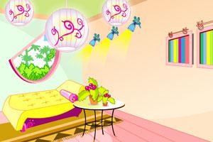 《我的时尚潮流卧室》游戏画面1