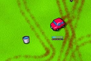 《水弹迷你小汽车》游戏画面1