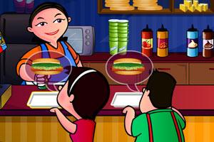 《经营午餐汉堡店》截图1