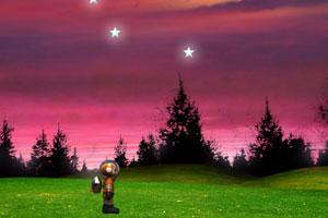 《太空星星》游戏画面1