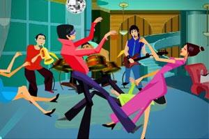 《搞笑的舞会》游戏画面1