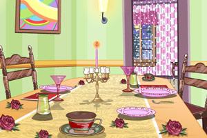《浪漫烛光晚餐》游戏画面1