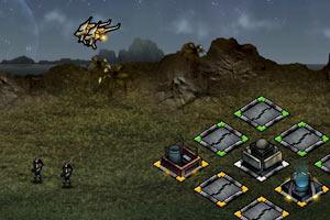 《殖民战争》游戏画面1