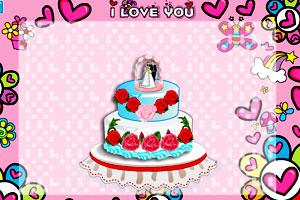 《美味巧克力婚礼蛋糕》截图1