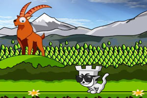 《城堡猫4》游戏画面1