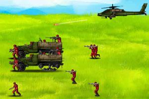 《军事战役2》截图1