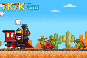 铁路双雄英文版