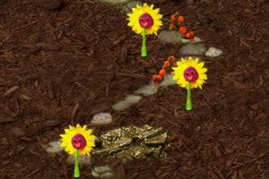 《花园防御》游戏画面1