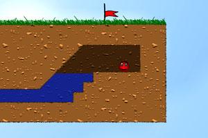 《小红球闯关2》游戏画面1