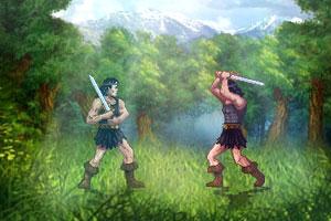 《勇者无敌》游戏画面1