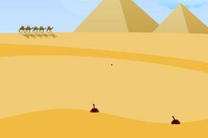 沙漠坦克对决