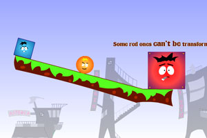 《物理笑脸球》游戏画面1