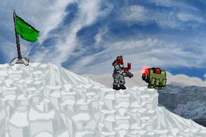 《入侵者1.02无敌版》游戏画面1