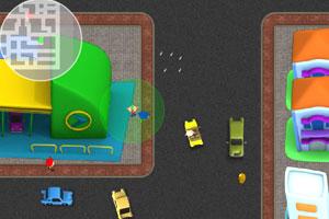 《小小出租车V1.0》游戏画面1