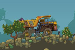 《采矿大卡车》游戏画面1