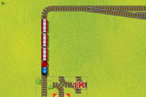 《出轨的小火车》游戏画面1
