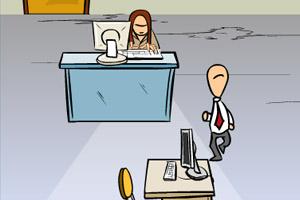 逃出办公室