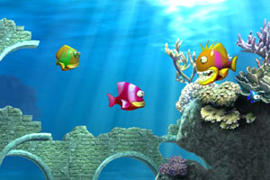 《海底食鱼豪华版》截图1
