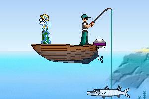 《垂钓之金枪鱼比赛》游戏画面1
