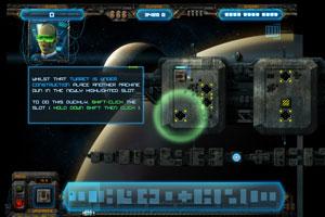保卫太空堡垒