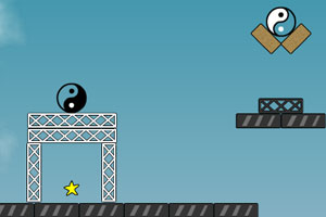 《物理阴阳球》游戏画面1