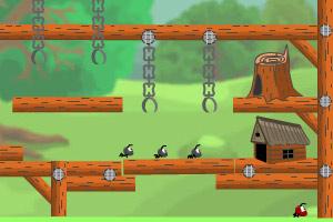 《救援黑蚂蚁》游戏画面1