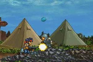 《英军陆战队中文版》游戏画面1