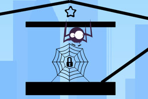 《小蜘蛛回家》游戏画面1