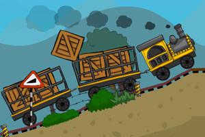 《装卸运煤火车2修改版》游戏画面1