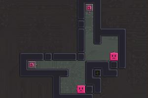 《方块头充电》游戏画面1