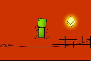 《立方小人》游戏画面1