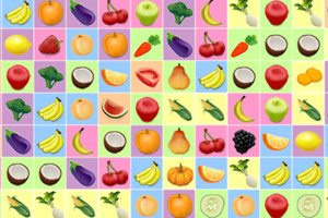 《果蔬连连看3》游戏画面1