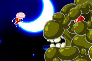 《小便超人》游戏画面1