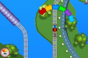 《开心火车V1.2》游戏画面1