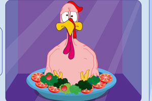 《感恩节烹饪》游戏画面1