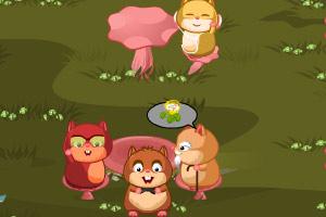 《小仓鼠的餐馆2》游戏画面1