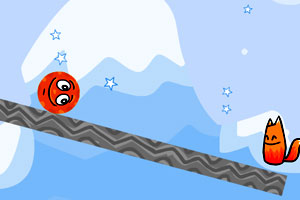 《狐狸滚球增强版》游戏画面1