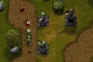 《电光塔前线守城2》游戏画面1