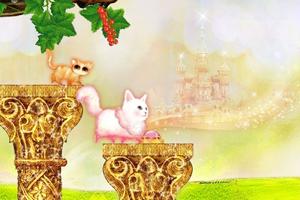 《彩虹猫历险记中文版》游戏画面1