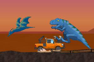 《恐龙战车》游戏画面1