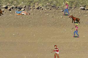 《神秘之战》游戏画面1