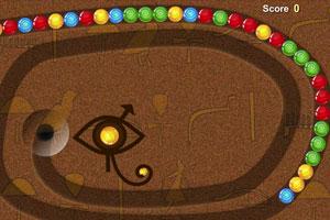 《神秘圣殿》游戏画面1