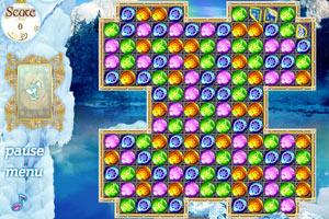 《冰雪女王大战》游戏画面1