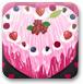 浪漫情人节蛋糕