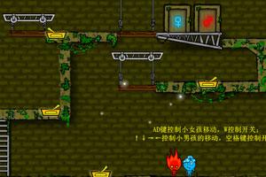 《森林冰火人4双人版》游戏画面1