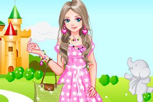 《冰丝连衣裙》游戏画面1